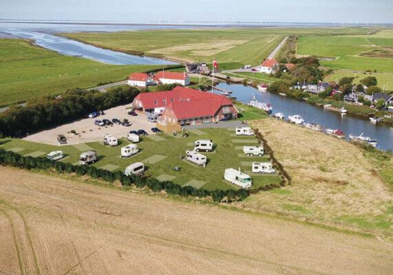 Wohnmobilstellplatz Ribe 2021